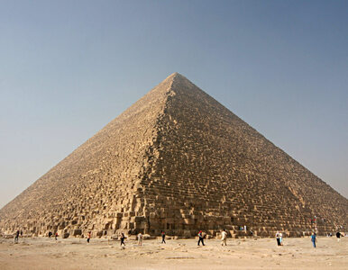 Sensacyjne odkrycie w piramidzie Cheopsa. Pierwsze takie od XIX wieku