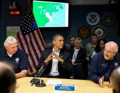 Obama apeluje: ewakuujcie się, jeśli władze tak powiedzą