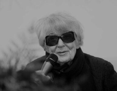 Zmarła znana aktorka i reżyserka Marta Stebnicka. Miała 95 lat