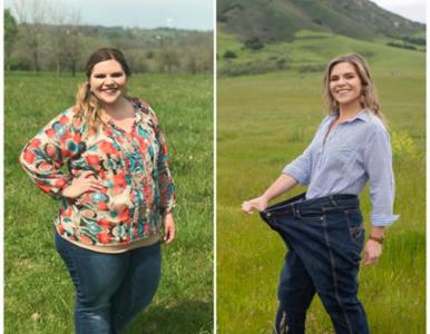 """Ważyła 130 kg, przeszła ogromną metamorfozę. """"Chcę być inspiracją dla..."""
