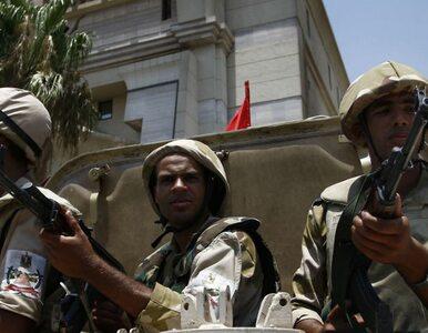Polski operator zatrzymany w Kairze przez wojska egipskie