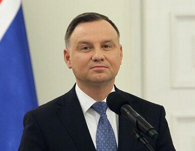 """Andrzej Duda stanął w obronie swojej żony. """"Bardzo dużo pracuje"""""""