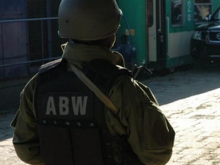 Funkcjonariusz ABW, zdjęcie ilustracyjne