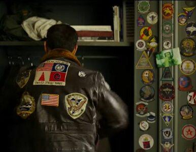 """""""Top Gun: Maverick"""" na pierwszym zwiastunie. To """"list miłosny do lotnictwa"""""""