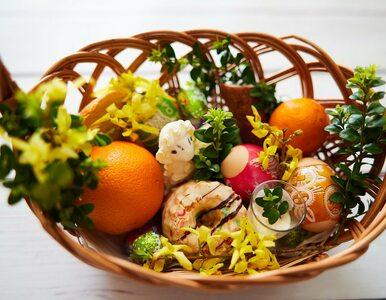 Pokarmy do święconki można pobłogosławić w domu. Jak to zrobić?