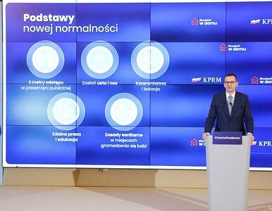 Mateusz Morawiecki zapowiedział otwarcie parków i lasów. Podał termin