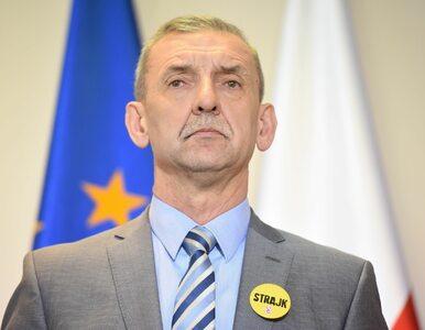 Broniarz do premiera Morawieckiego: Z taką siłą zjednoczenia ludzi pan...