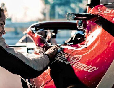 ORLEN z Alfa Romeo Racing