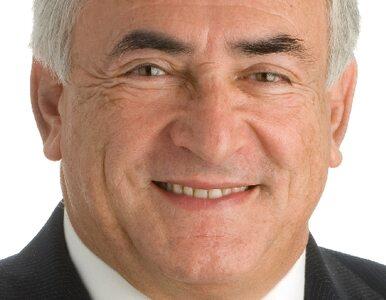 Strauss-Kahn chciał się zasłonić immunitetem