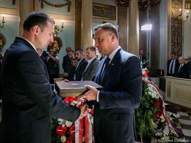 Prof. Maria Dzielska odznaczona pośmiertnie Orderem Orła Białego
