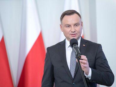 NA ŻYWO: Prezydent Andrzej Duda podjął decyzję ws. nowelizacji ustawy o IPN