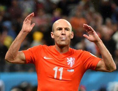 Robben: Argentyna nie zasłużyła na wygraną
