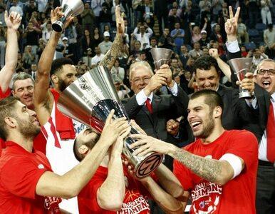 Euroliga: Olympiakos lepszy od CSKA o... jedną sekundę