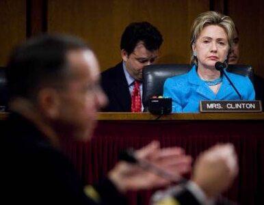 Clinton dziękuje Polakom za Libię
