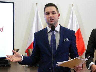 Radość Patryka Jakiego. Hanna Gronkiewicz-Waltz przegrała ws. grzywien