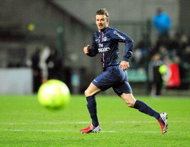 Beckham: Messi jest najlepszy