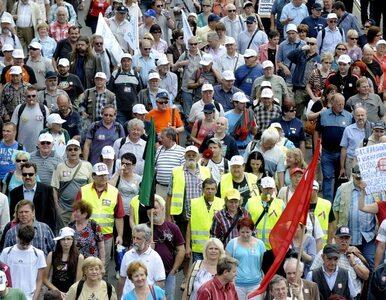 """Czescy związkowcy będą blokować ministerstwa. """"Rząd zamiast oszczędzać..."""