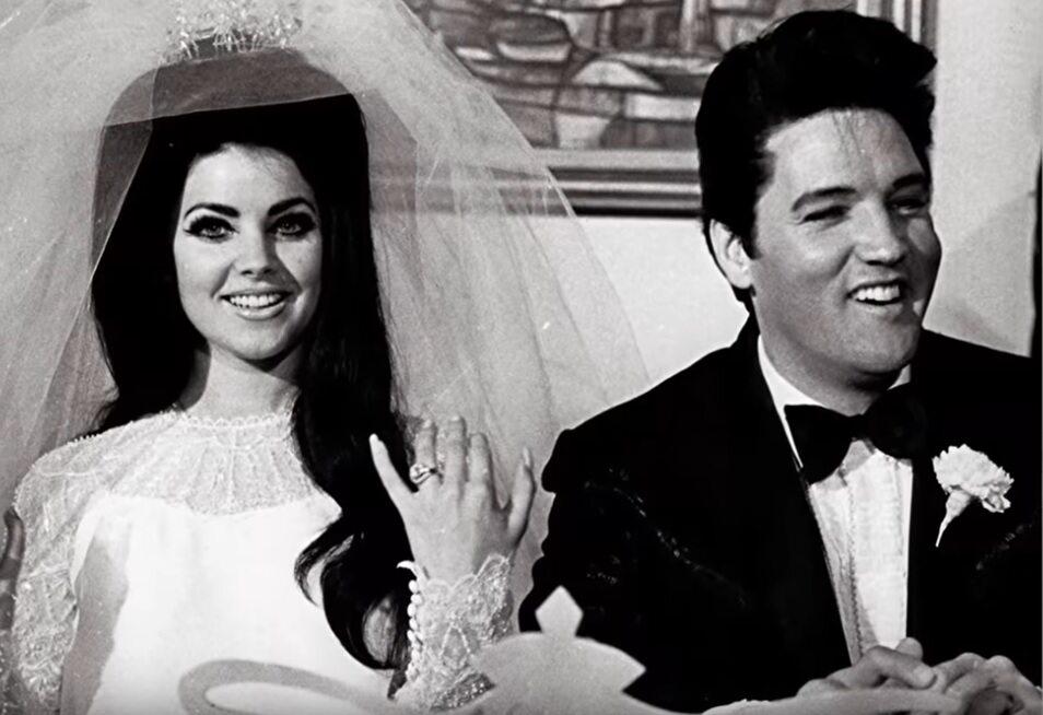 Elvis Presley i Priscilla Presley