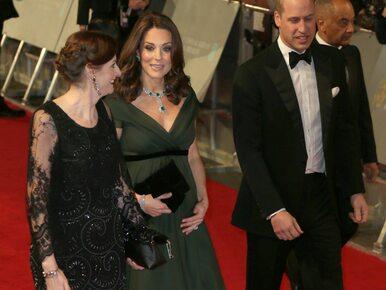 Sukienka księżnej Kate wywołała spore zamieszanie. Wszystko za sprawą...