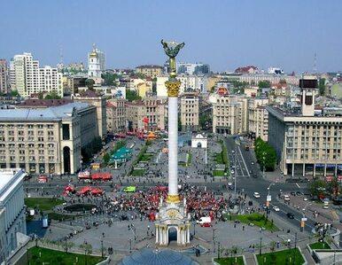 Ukraina: 100 tysięcy osób na ulicach Kijowa. Chcą do UE