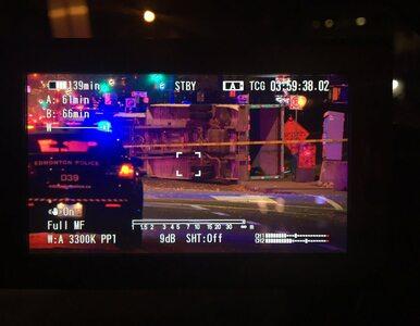 Zamach przed stadionem w Kanadzie. Dżihadysta furgonetką taranował...