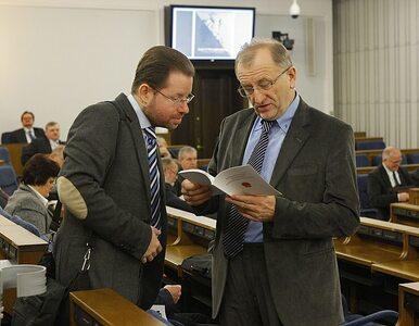 Ekspert Sejmu przyłapany na plagiacie. UW ukarał konstytucjonalistę