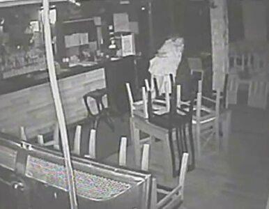 Odurzył barmankę, wyniósł ją zza baru i obrabował lokal