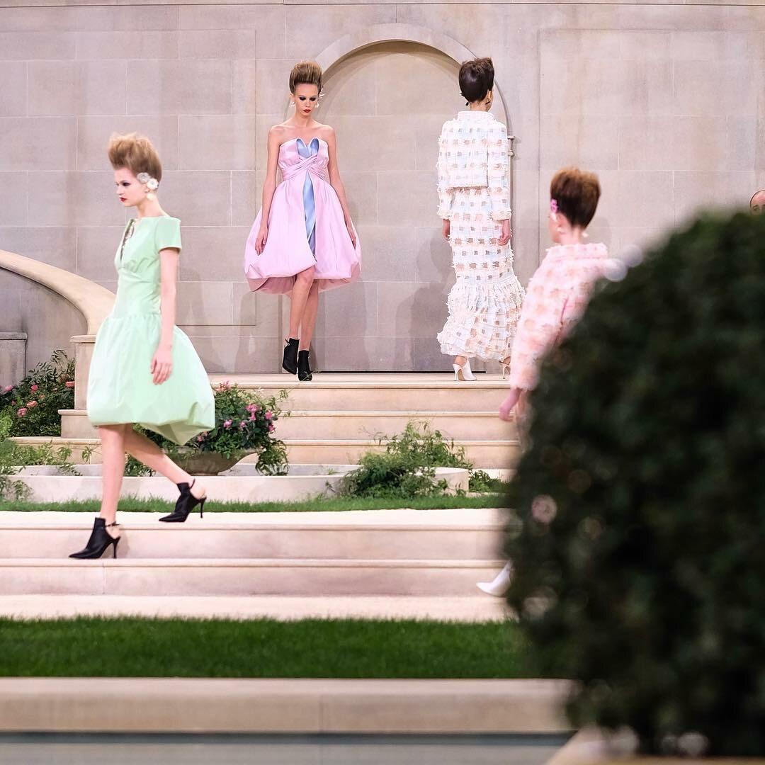 Pokaz Chanel Haute Couture wiosna-lato 2019