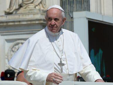 """Papież krytycznie o nazwie bomby: Niesie śmierć, a nazywamy ją """"matką""""?..."""