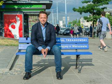 Wpadka Rafała Trzaskowskiego. Zaprosił na spotkanie przy budynku, który...