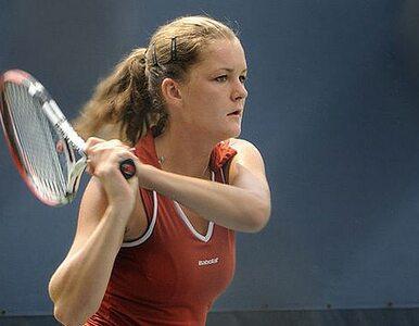 WTA w Miami: Radwańska gładko wygrywa i gra dalej