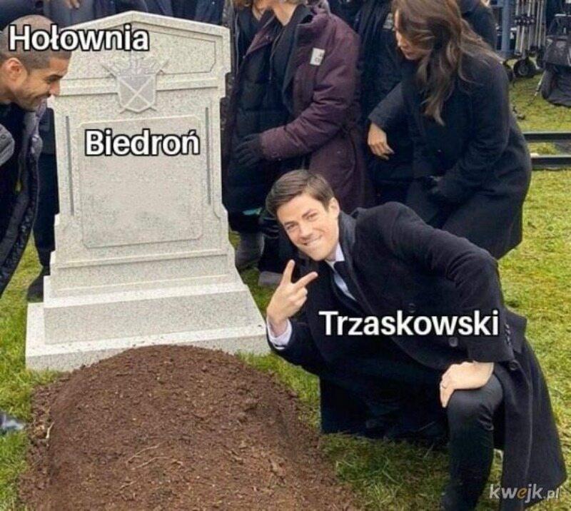 Mem po ogłoszeniu wyników wyborów prezydenckich