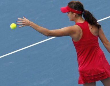 Porażka Radwańskiej w turnieju Australian Open