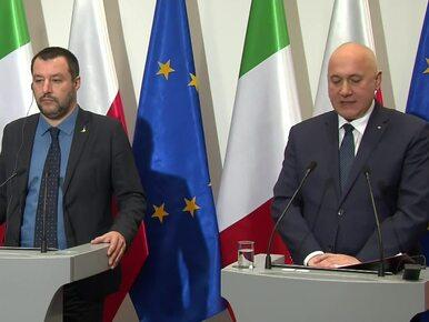 Matteo Salvini: Polska i Włochy będą bohaterami nowej europejskiej wiosny