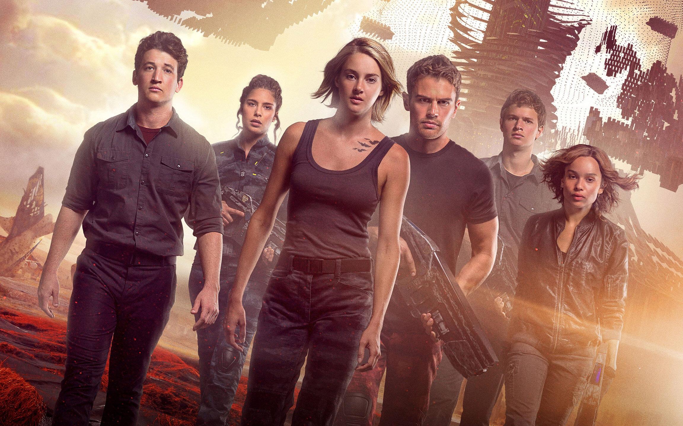 Seria Niezgodna: Wierna / The Divergent Series: Allegiant (2016)