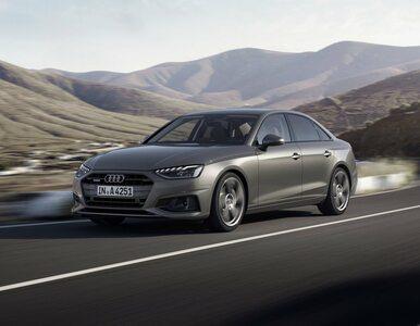 Więcej sportu i techniki. Nowe Audi A4