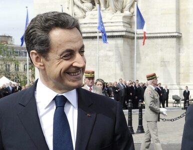 Sarkozy żegna się z rządem