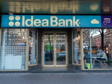KNF ustanowiła kuratora dla Idea Banku
