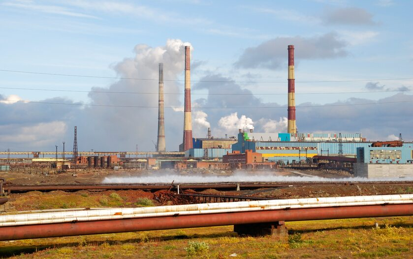 Elektrownia Nornickel