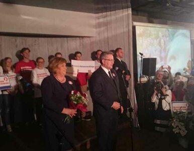 """Komorowski zakończył kampanię. """"Wygramy w imię polskiej wolności"""""""
