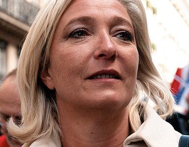 Le Pen: zachwycam się Putinem
