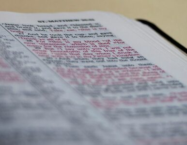 """""""Nergal podarł Biblię - ludzie mieli prawo mówić, że są urażeni"""""""