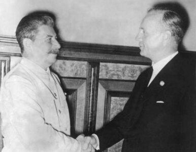 """""""IV rozbiór Polski"""". Rocznica paktu Ribbentrop-Mołotow"""
