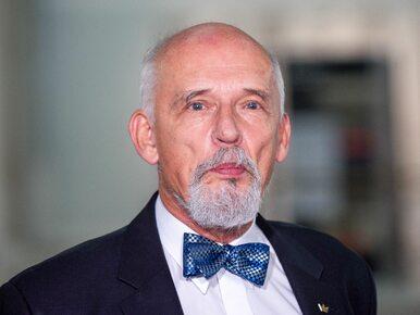 """""""Gdybym był kobietą..."""" Janusz Korwin-Mikke o Sylwestrze w Polsce i..."""