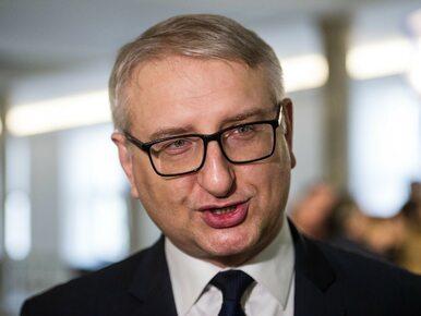 Jest decyzja klubu PiS w sprawie posła Stanisława Pięty