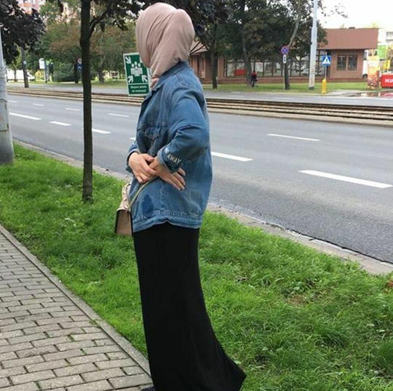 Zaatakowana na Nowolipiu muzułmanka