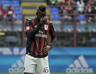 Balotelli zamieszany w bójkę, w której mężczyzna stracił trzy palce dłoni