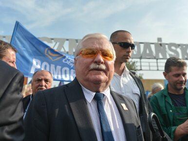 """Wałęsa uczcił 37. rocznicę Porozumień Sierpniowych. """"Przeciwnicy..."""