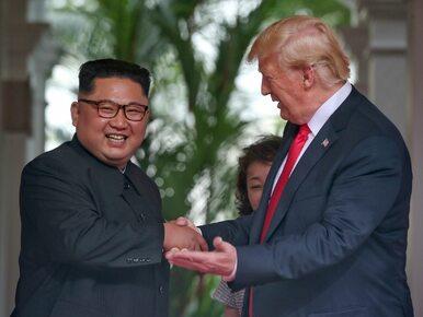 Te sceny przejdą do historii. Szczyt Trump - Kim Dzong Un na zdjęciach