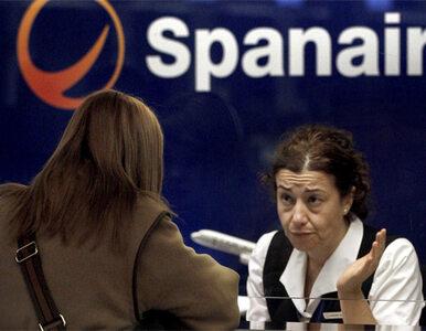 Hiszpańskie linie lotnicze upadły. Tysiące pasażerów mają kłopot